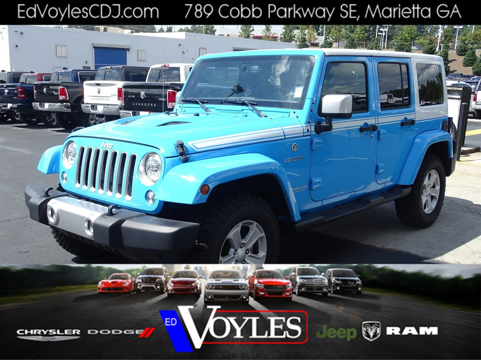 Certified Pre Owned 2017 Jeep Wrangler Unlimited Chief Edition