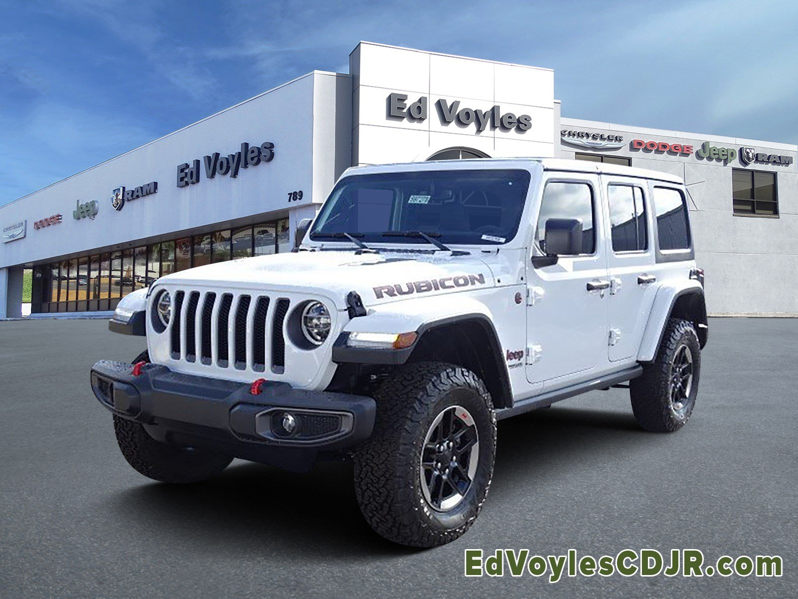 Jeep Unlimited Rubicon >> New 2019 Jeep Wrangler Unlimited Rubicon Sport Utility In Marietta