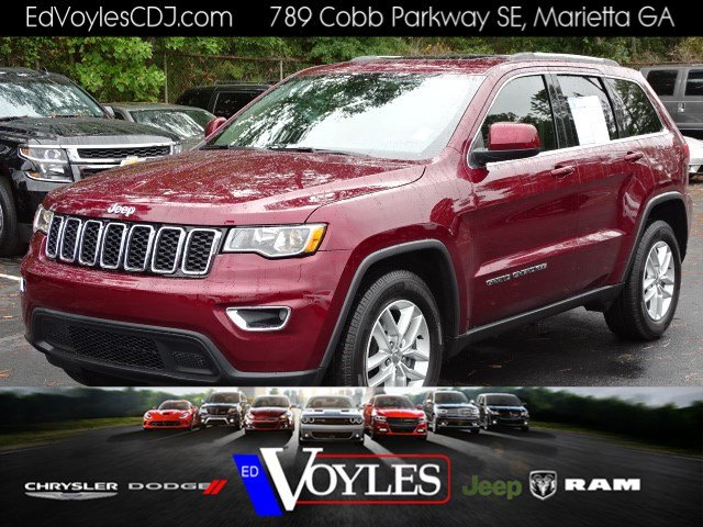 Certified Pre Owned 2018 Jeep Grand Cherokee Laredo E