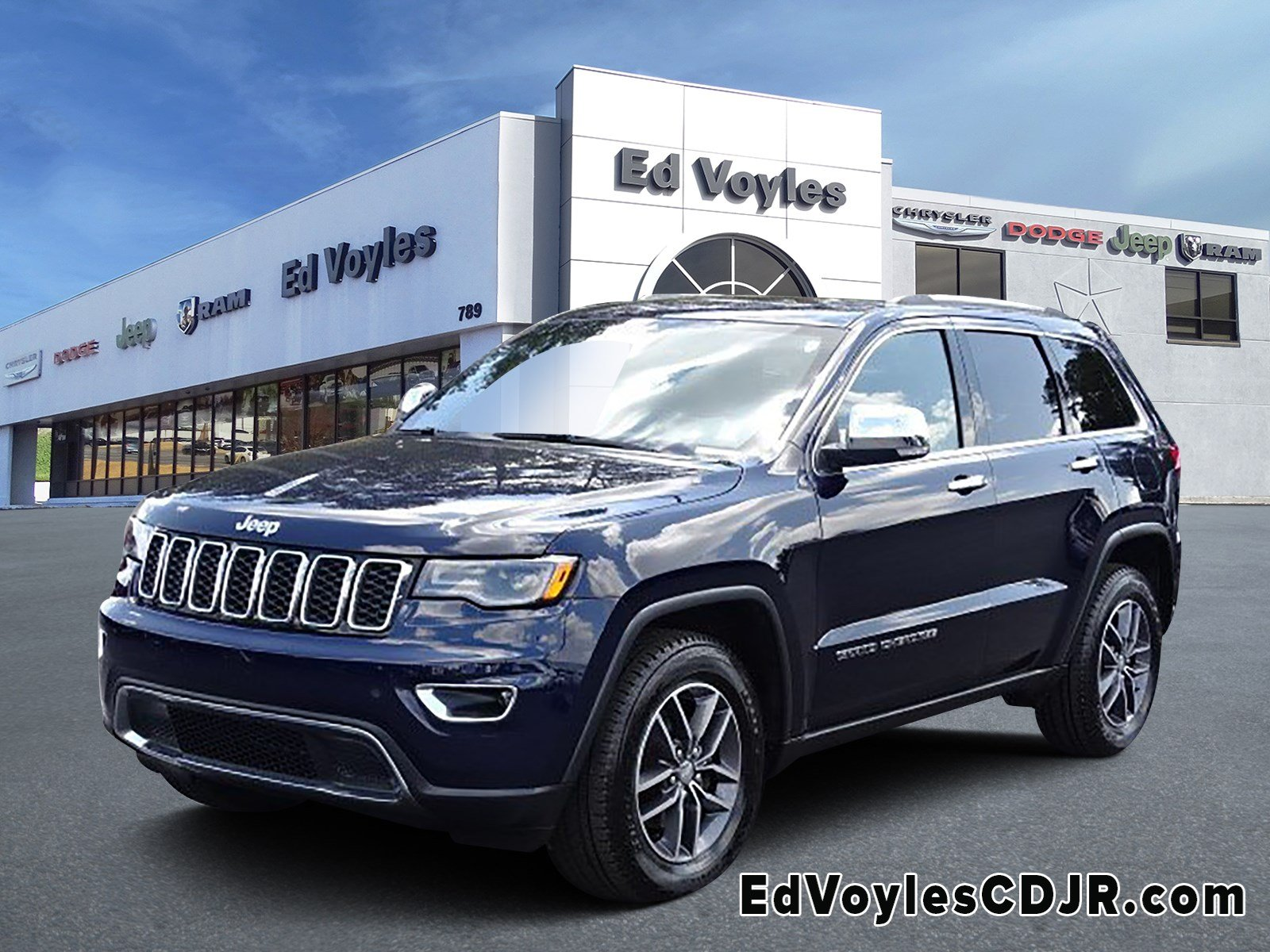 Jeep Certified Pre Owned >> Certified Pre Owned 2018 Jeep Grand Cherokee Limited Sport Utility