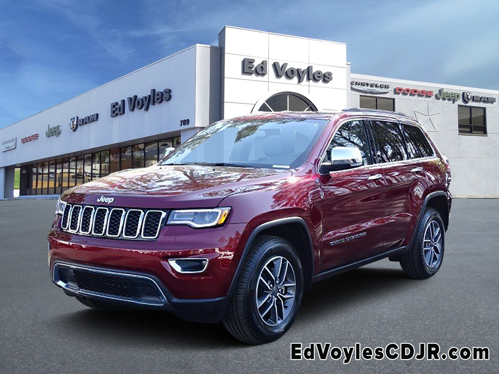 Certified Pre Owned Jeep >> Certified Pre Owned 2019 Jeep Grand Cherokee Limited Sport Utility