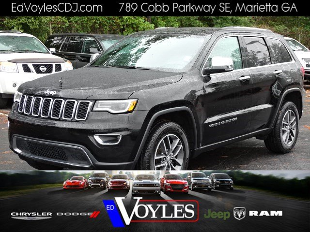 Certified Pre Owned 2017 Jeep Grand Cherokee Limited