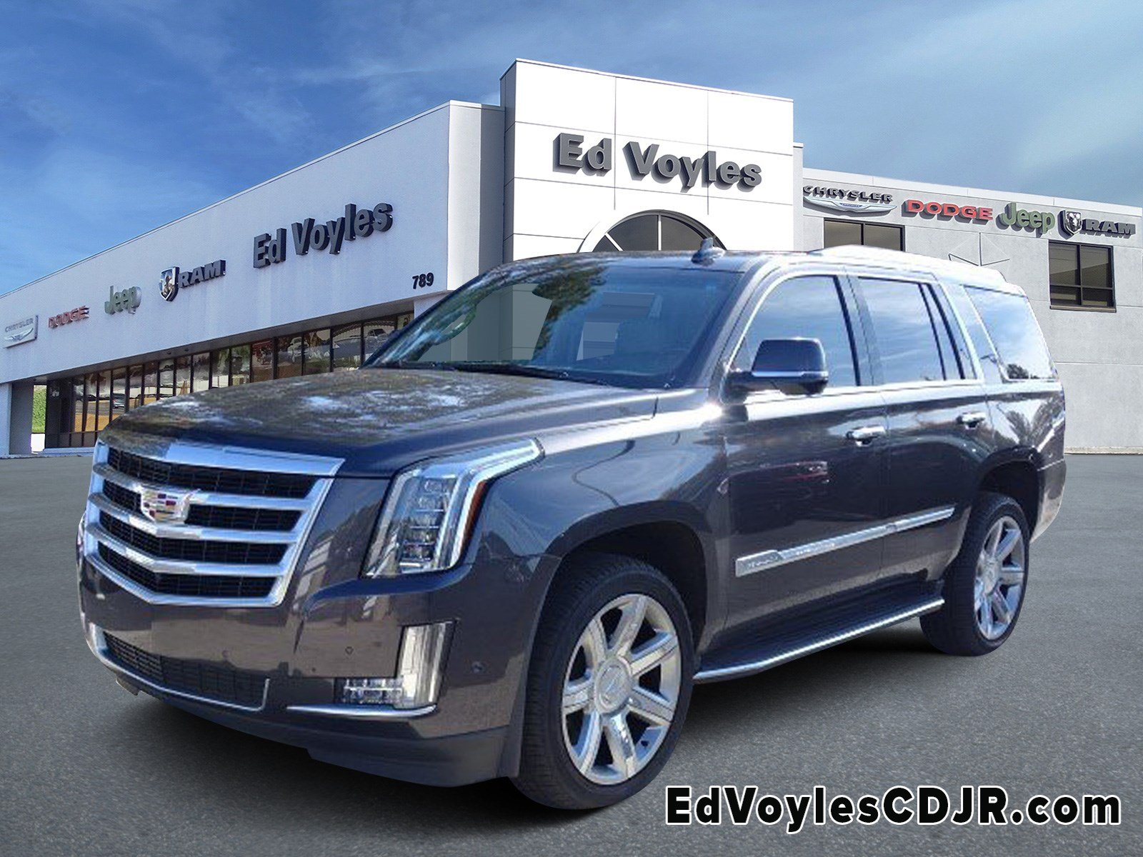 Surprising Pre Owned 2018 Cadillac Escalade Luxury Rwd Sport Utility Dailytribune Chair Design For Home Dailytribuneorg