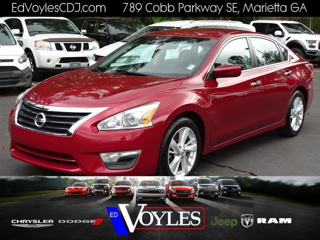 Captivating Pre Owned 2013 Nissan Altima 2.5 SV