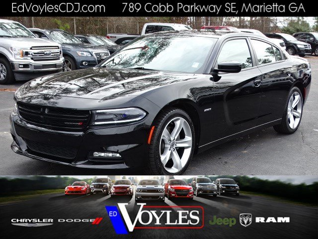 Pre Owned 2017 Dodge Charger R T 4dr Car In Marietta 5p45824 Ed