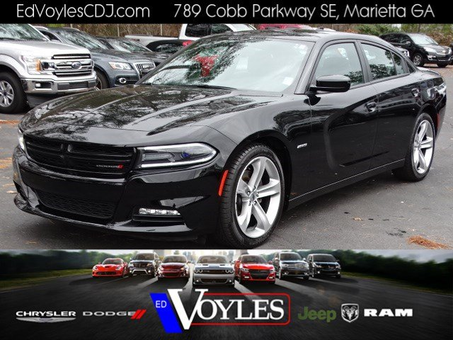 Certified Pre Owned 2017 Dodge Charger R T 4dr Car In Marietta