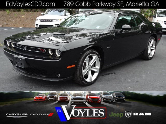 Certified Pre Owned 2017 Dodge Challenger R T