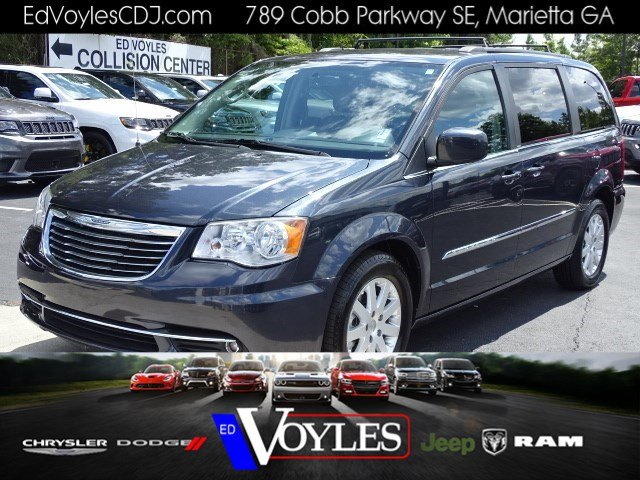Pre Owned 2014 Chrysler Town U0026 Country Touring