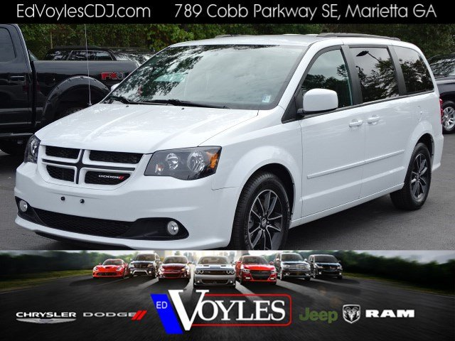 Certified Pre Owned 2017 Dodge Grand Caravan Gt