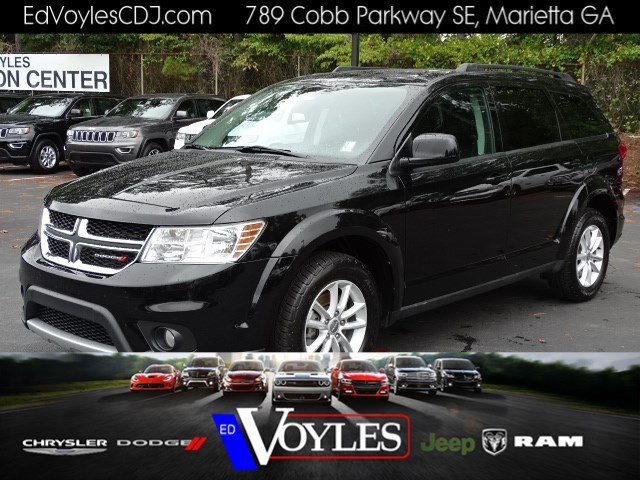 Certified Pre Owned 2017 Dodge Journey Sxt