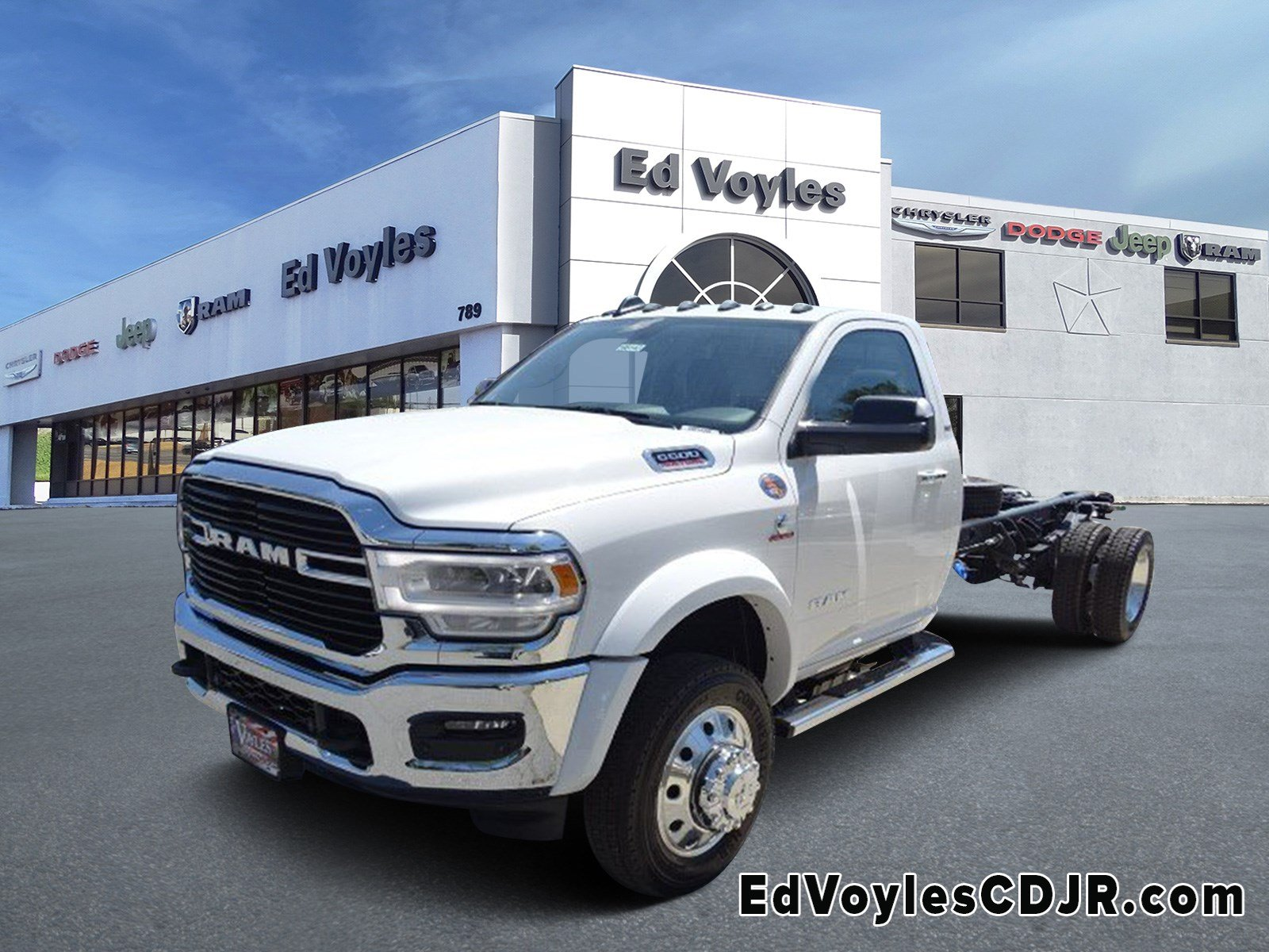 Dodge 5500 >> New 2019 Ram 5500 Slt Chassis Regular Cab 4x2 192 5 Wb
