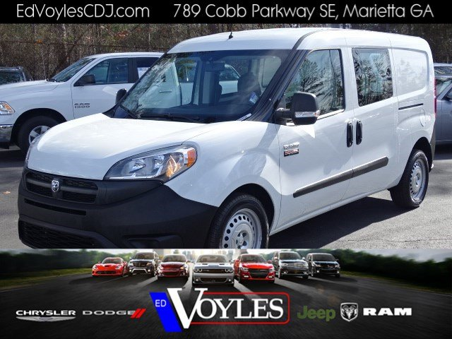 Pre Owned 2017 Ram Promaster City Cargo Van Tradesman