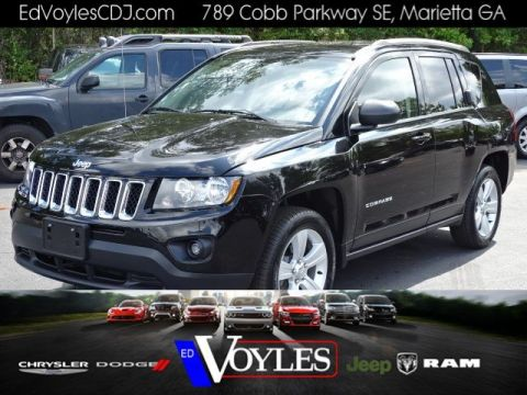 Nice Certified Pre Owned 2016 Jeep Compass Sport