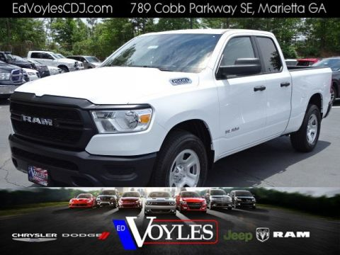 New 2019 RAM All New 1500 Tradesman