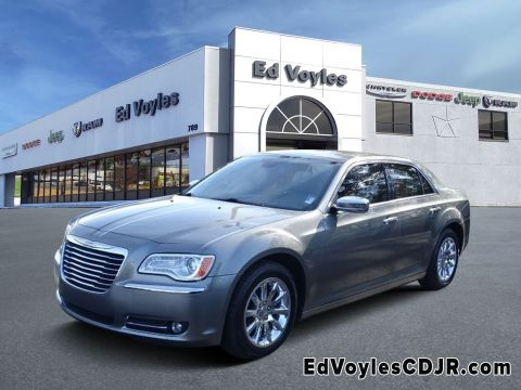 Pre-Owned 2012 Chrysler 300 300C